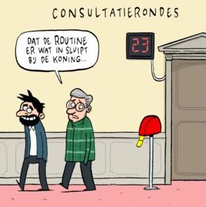 Cartoon van de dag