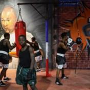 In Accra biedt boksen een goede kans op een toekomst
