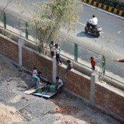 Trump krijgt een muur (in India)
