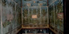 Een van de knapste huizen van Pompeii opnieuw geopend na restauratie