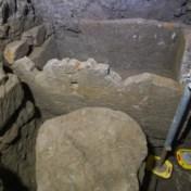 Het 'graf' van Romulus is geopend