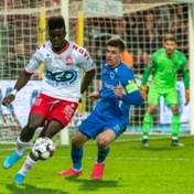 Genk zet stap richting Play-off 1 na moeizame overwinning