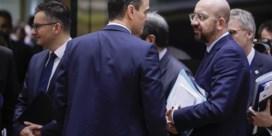 Michel kan geen akkoord over meerjarenbegroting sluiten