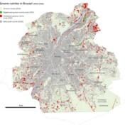 Groen moest plaatsruimen voor grijs in Brussel