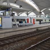Persoon aangereden door trein in station Leuven: 'Afschaffingen verwacht'