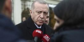 Erdogan kondigt Syrië-top aan met Russische, Franse en Duitse leiders