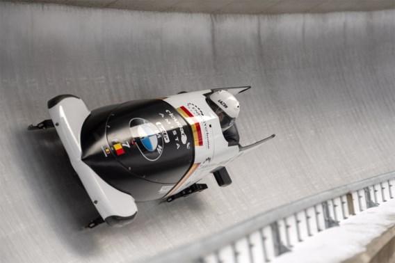 Belgian Bullets voorlopig elfde op WK bobslee