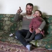 'Lachen doet de angst bij bombardementen verdwijnen'