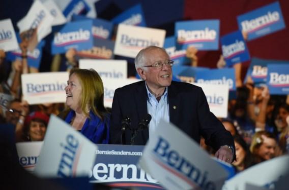 Triomf voor Bernie Sanders in Nevada