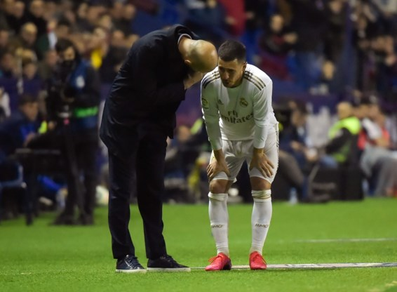 Amper één week na comeback heeft Eden Hazard opnieuw barstje in de enkel: maandenlange afwezigheid dreigt