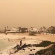 Zandstorm houdt vliegtuigen van en naar Canarische Eilanden aan de grond