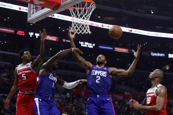 NBA. Los Angeles Clippers laten zich opnieuw verrassen door Sacramento