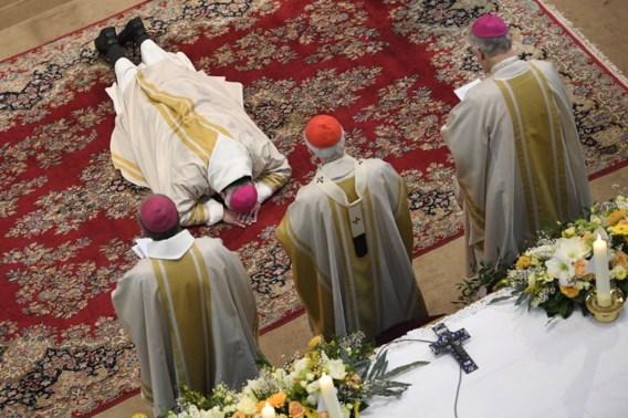 Trappistenmonnik gewijd als nieuwe bisschop van Gent