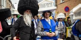 Opnieuw Joodse karikaturen op Aalst Carnaval