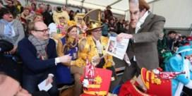 Slechts één minister gaat in op uitnodiging voor Aalst Carnaval