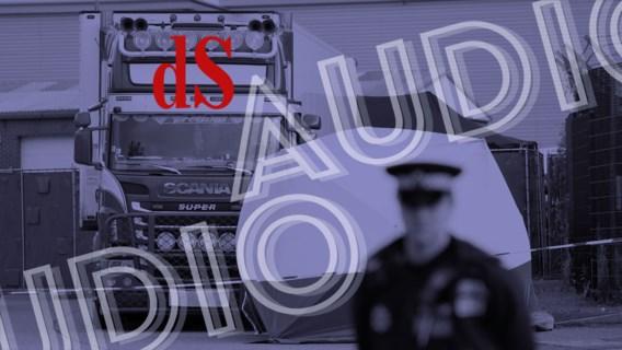 De koelwagen die een massagraf werd: reconstructie van een fatale rit