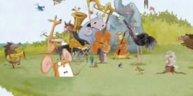 Bestsellerschrijver maakt kinderboek