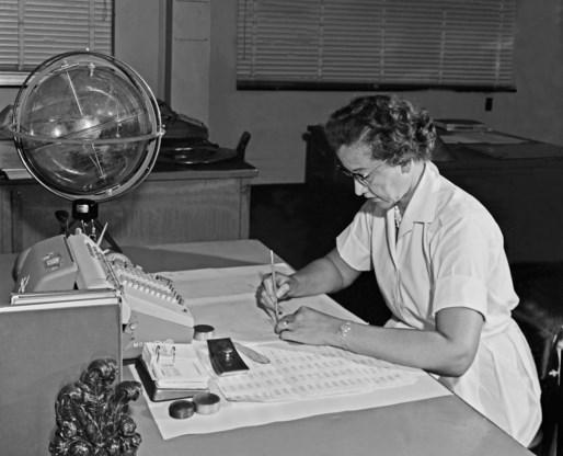 Wiskundig brein achter maanreizen overleden op 101-jarige leeftijd