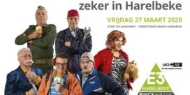 E3 BinckBank Classic liet voor affiche enkele ex-winnaars zich verkleden als figuren uit FC De Kampioenen! Wie is wie?