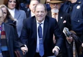 Italiaans model deelt vernietigende opnames van Harvey Weinstein