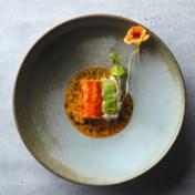 Noorse kingkrab, tomatenboter en sauce dugléré