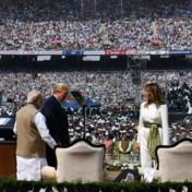 Modi slooft zich uit voor Trump