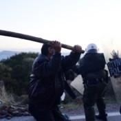 Extra veiligheidsmaatregelen op Griekse eilanden voor nieuwe migrantenkampen