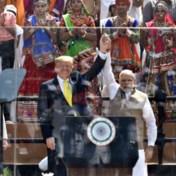 Modi slooft zich uit voor 'collega-populist' Trump