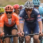 Mathieu van der Poel verkent het parcours Omloop Het Nieuwsblad niet