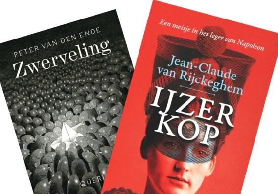 Twee Vlaamse boeken op shortlist Woutertje Pieterse