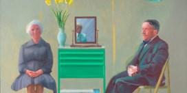 Het familieportret dat in de lade bleef liggen