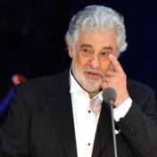 Plácido Domingo verontschuldigt zich voor seksueel wangedrag