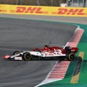 Robert Kubica is snelste in ochtendsessie van vierde testdag in Barcelona