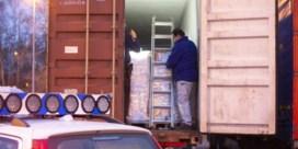 Twaalf migranten aangetroffen in koelwagen in Ternat