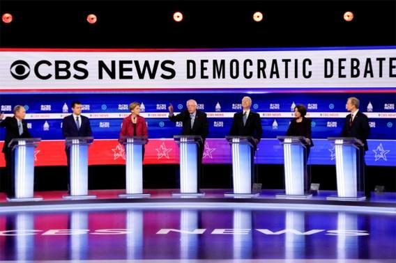 Bernie Sanders onder vuur in laatste debat voor Super Tuesday