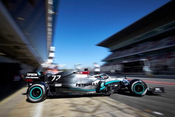 F1-teams beginnen aan ultieme test voor het nieuwe F1-seizoen