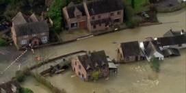 Verenigd Koninkrijk kreunt onder wateroverlast na stormen Ciara en Dennis