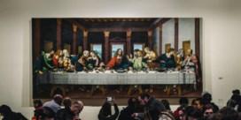 Recordopkomst voor Da Vinci in het Louvre