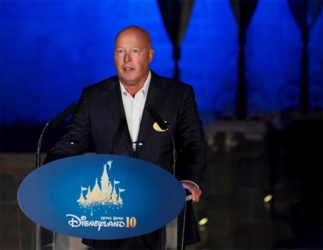 Disney-topman Bob Iger neemt ontslag