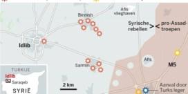 Bombardementen op zes scholen, twee crèches en een ziekenhuis: oorlogsrecht doet er niet toe in Idlib