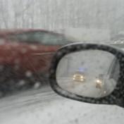 Winterweer zorgt voor drukte op snelwegen