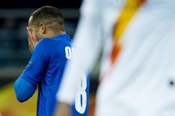 Europa League: AA Gent uitgeschakeld na snelle tegengoal AS Roma
