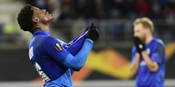 AA Gent uitgeschakeld na snelle tegengoal AS Roma