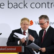 Britse regering dreigt ermee in juni onderhandelingen over Brexit op te blazen