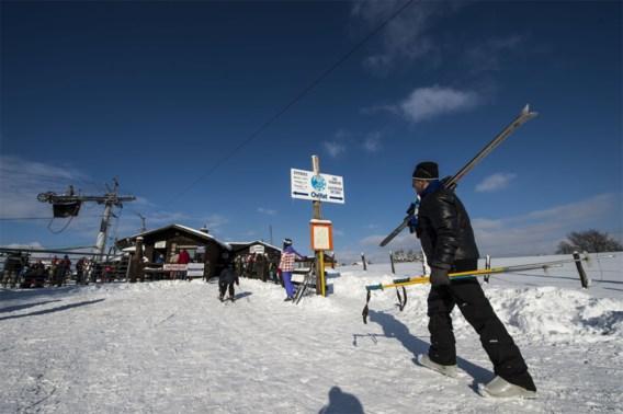 Achttal skicentra in Oostkantons openen de deuren