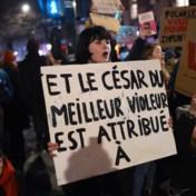 Protest tegen Roman Polanski bij Césars
