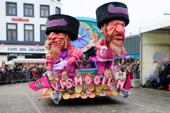 Nederlandse organisaties willen onderzoek naar Aalst Carnaval