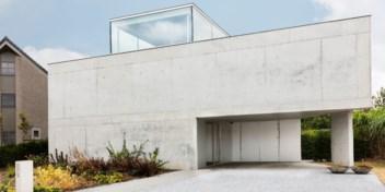 De schoonheid van beton, aluminium en hout