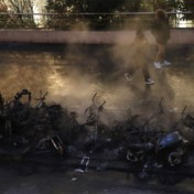 Manifestanten stichten brand: station in Parijs deels gesloten