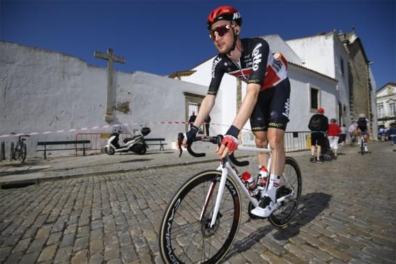 """Tim Wellens hoopt gezond te blijven na geslaagde Ronde van de Algarve: """"Het is vechten om niet ziek te worden"""""""
